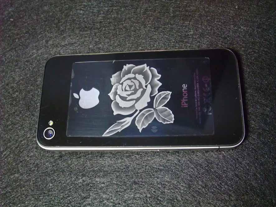 iphone彫刻(色なし)